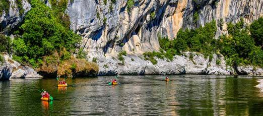 Location gite Gorges Ardeche