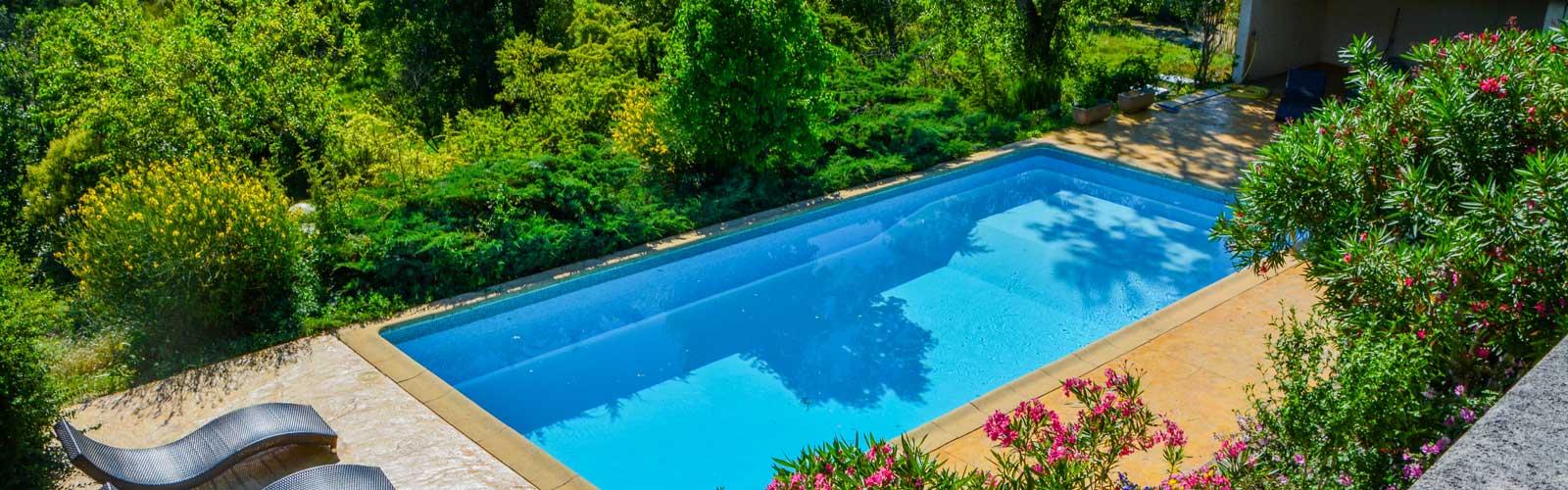Gite Ardèche avec piscine