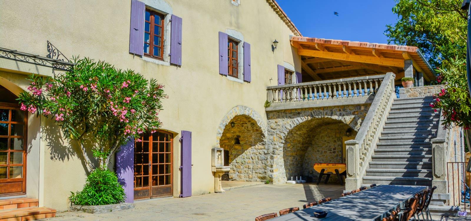 Gîte Ardèche