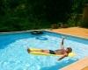 Gîte piscine Ardèche