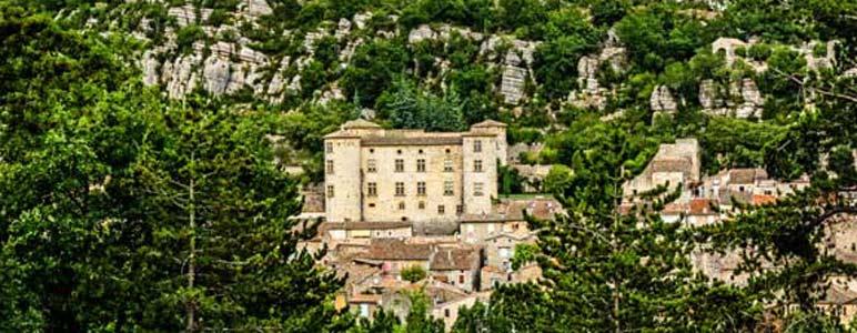 Location gîte Vogüé Ardèche