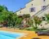 Location grand gîte avec piscine Ardèche